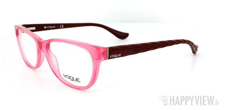 Lunettes de vue Vogue Vogue 2816 rose - vue de 3/4