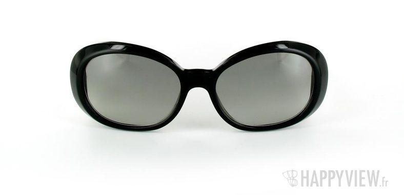 Lunettes de soleil Vogue Vogue 2562S blanc/noir - vue de face