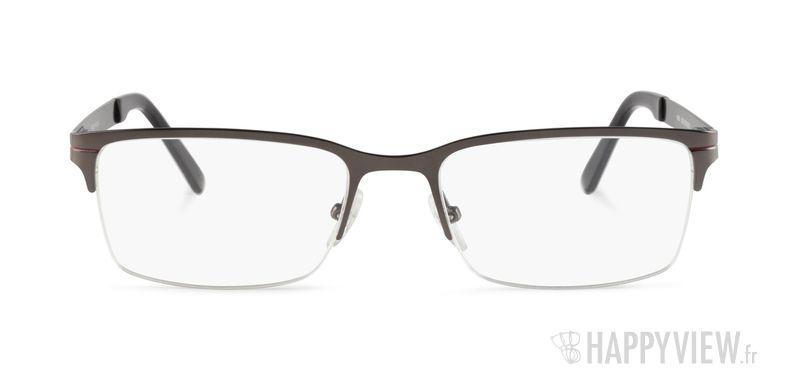 Lunettes de vue Happyview Perpignan gris - vue de face