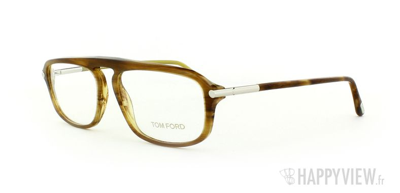 Lunettes de vue Tom Ford Tom Ford 5002 écaille - vue de 3/4
