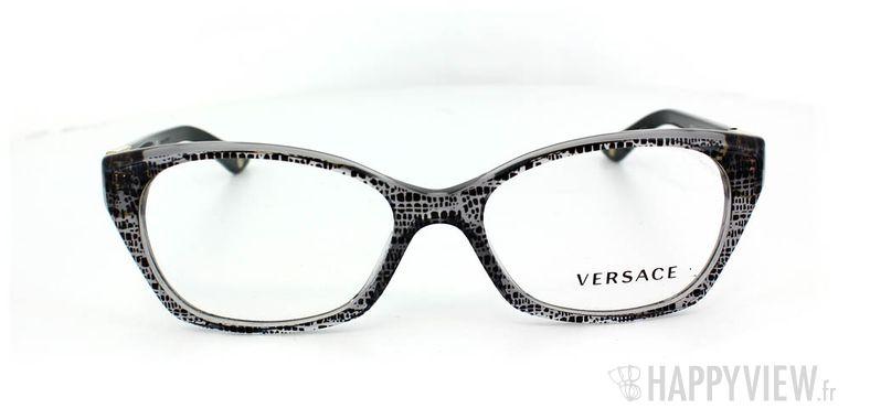 Lunettes de vue Versace Versace 3170B gris - vue de face