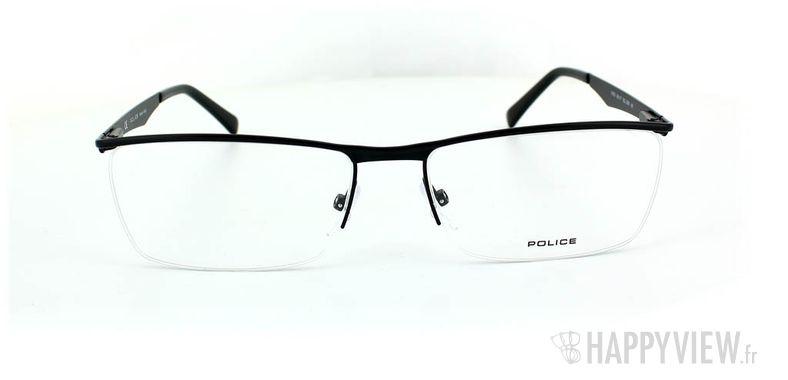 Lunettes de vue Police Police 8732 noir - vue de face