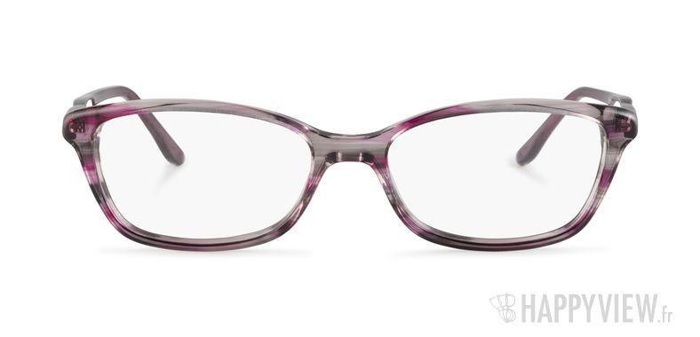 Lunettes de vue Elle EL 13339 gris/rose - vue de face