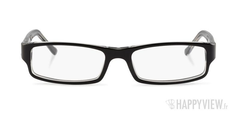 Lunettes de vue Ray-Ban RX 5246 noir - vue de face