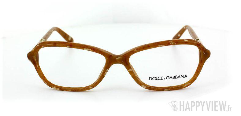 Lunettes de vue Dolce & Gabbana Dolce & Gabbana 3145 écaille - vue de face