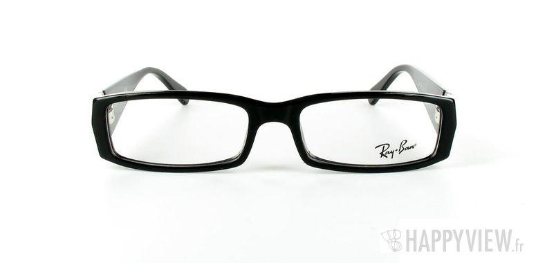 Lunettes de vue Ray-Ban Ray-Ban RX5076 noir - vue de face