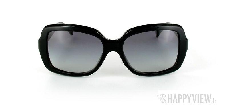 Lunettes de soleil Vogue Vogue 2605S Large noir - vue de face