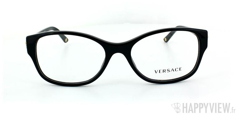 Versace 3168B - Lunettes de vue Versace Noir pas cher en ligne 609e2bdf354c
