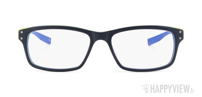 Lunettes de vue Nike 7231 bleu - vue de face
