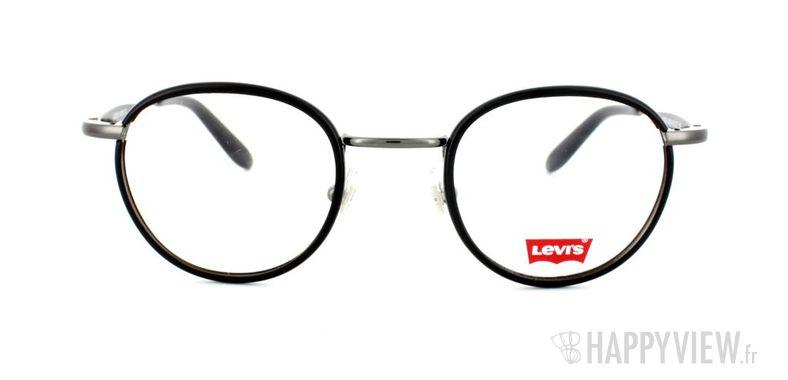 Lunettes de vue Levi's Levi's 3530 noir - vue de face