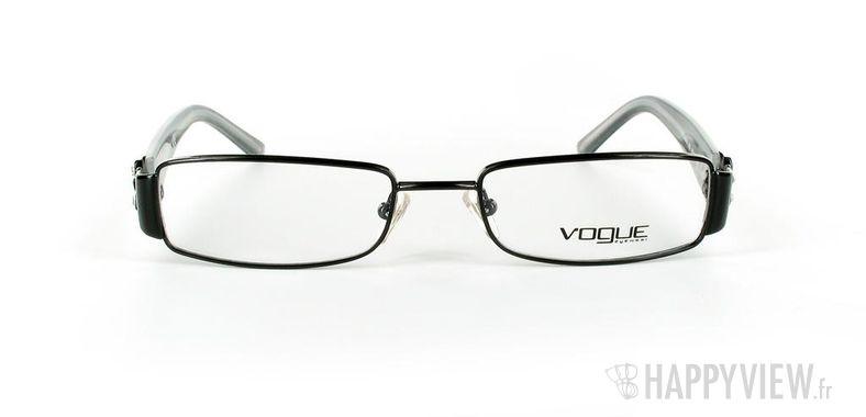 Lunettes de vue Vogue Vogue 3688 noir - vue de face