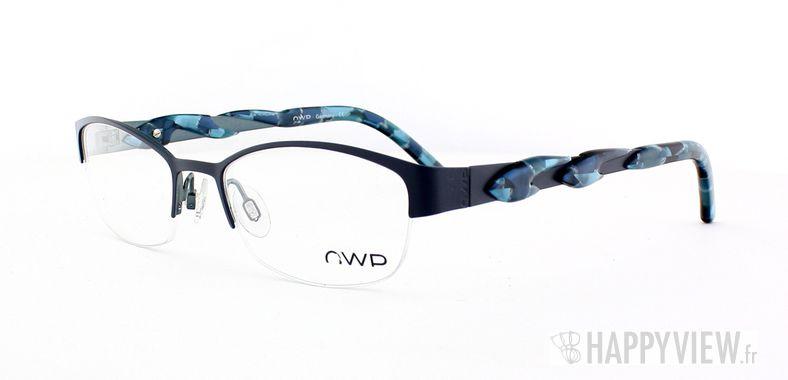 Lunettes de vue OWP OWP 1359 bleu - vue de 3/4