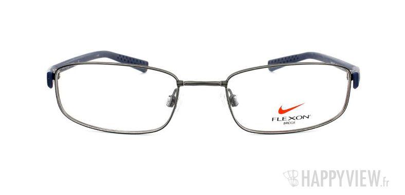 Lunettes de vue Nike Nike 4226 bleu/argenté - vue de face