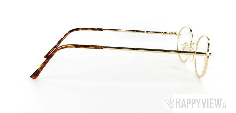 Lunettes de vue Happyview Florina doré - vue de côté