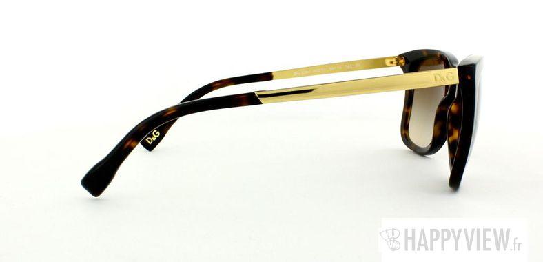 Lunettes de soleil Dolce & Gabbana Dolce&Gabbana 3081 écaille/doré - vue de côté