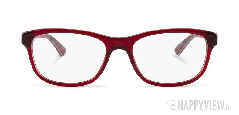 Lunettes de vue Vogue VO 2908 rouge - vue de face