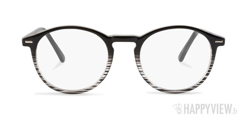 Lunettes de vue Happyview Florence noir - vue de face
