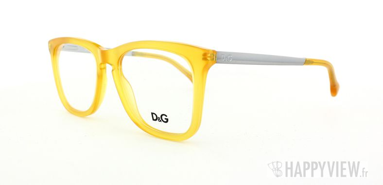 Lunettes de vue Dolce & Gabbana D&G 1231 autre/argenté - vue de 3/4