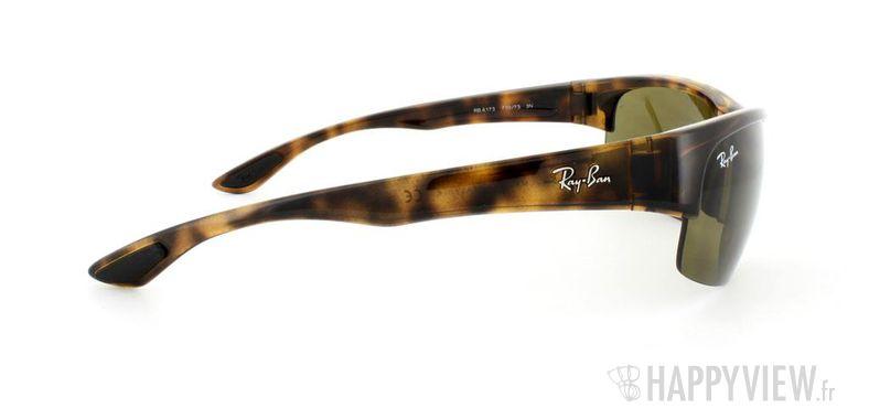Lunettes de soleil Ray-Ban Ray-Ban RB4173 polarisée écaille - vue de côté