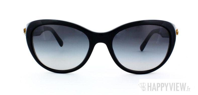 Lunettes de soleil Dolce & Gabbana Dolce & Gabbana 4160 noir - vue de face