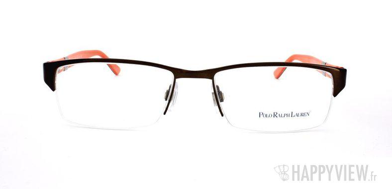 Lunettes de vue Polo Ralph Lauren Polo Ralph Lauren 1075 écaille/orange - vue de face