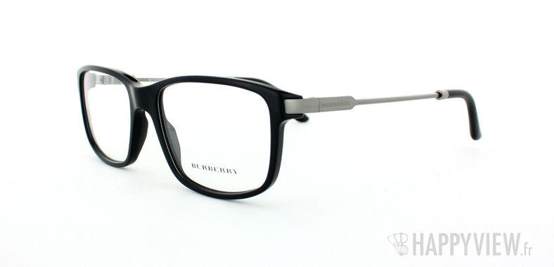 Lunettes de vue Burberry Burberry 2114 noir - vue de 3/4