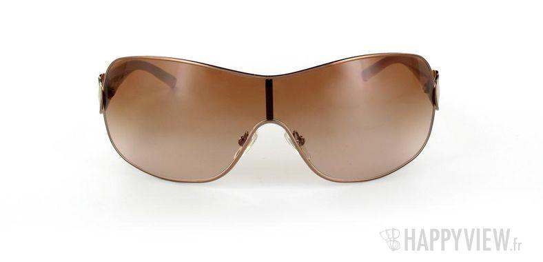 Lunettes de soleil Vogue Vogue 3738S marron - vue de face