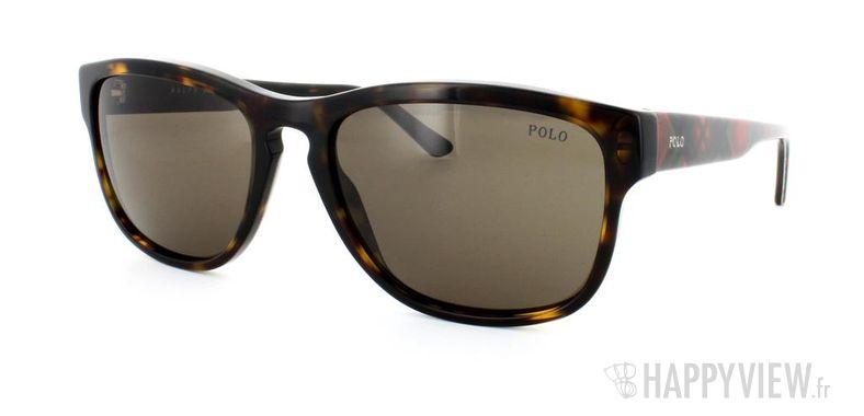 Lunettes de soleil Polo Ralph Lauren Polo Ralph Lauren 4053 écaille - vue de 3/4