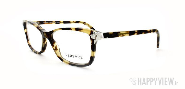 Lunettes de vue Versace Versace 3156 écaille - vue de 3/4