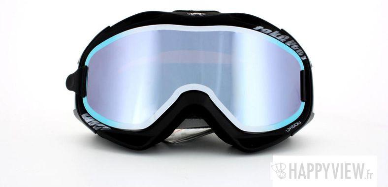 Lunettes de soleil Uvex Uvex Uvision Take Off (Par dessus vos lunettes) L bleu/noir - vue de face