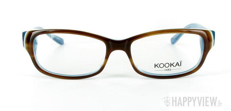 Lunettes de vue Kookaï Kookai 100 marron - vue de face