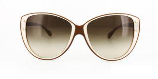 Lunettes de soleil Dolce & Gabbana Dolce&Gabbana 3079 marron/blanc
