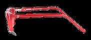 Lunettes de vue Happyview CAMILLE rouge - danio.store.product.image_view_side miniature