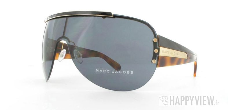 Lunettes de soleil Marc Jacobs Marc Jacobs MJ201 écaille - vue de 3/4