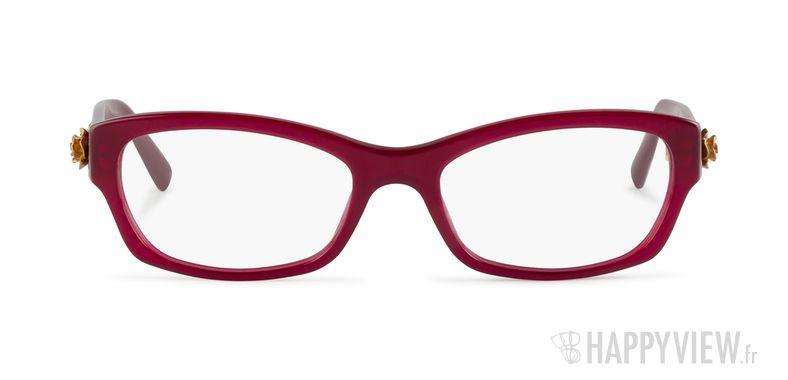 Lunettes de vue Dolce & Gabbana DG 3150 rose - vue de face