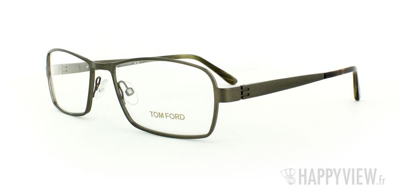 Lunettes de vue Tom Ford Tom Ford 5111 gris - vue de 3/4