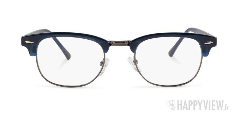Lunettes de vue Happyview Valence bleu - vue de face