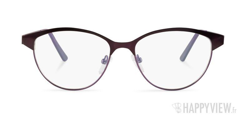 Lunettes de vue Happyview Montessori violet - vue de face