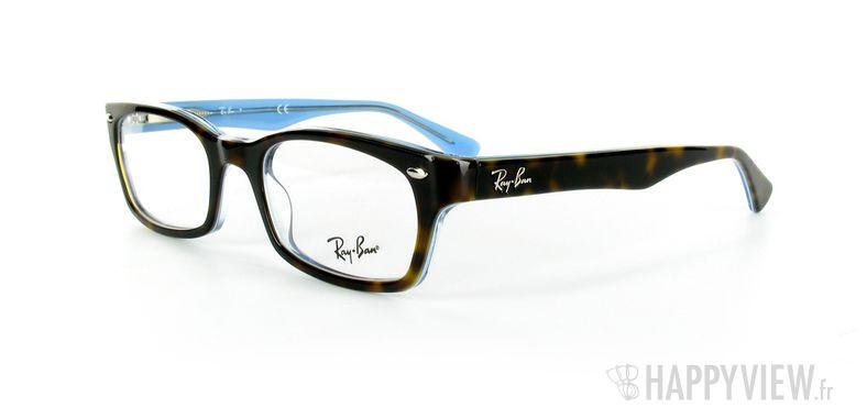 Lunettes de vue Ray-Ban Ray-Ban RX5150 écaille/bleu - vue de 3/4