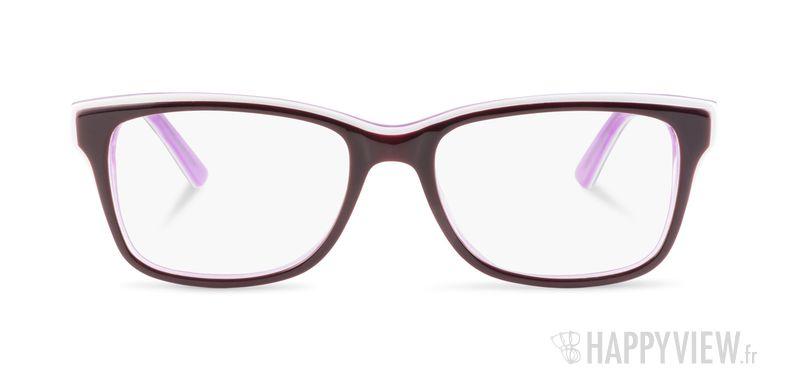 Lunettes de vue Happyview Narbonne violet - vue de face