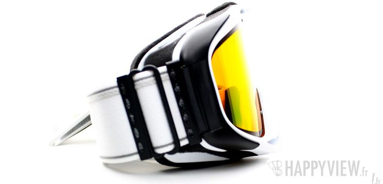 Lunettes de soleil Uvex Uvex Uvision (Par dessus vos lunettes) Medium blanc - vue de côté