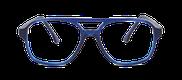 Lunettes de vue Happyview LEON bleu - danio.store.product.image_view_face miniature