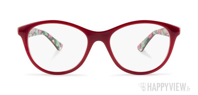 Lunettes de vue Vogue VO 2988 rouge/autre - vue de face