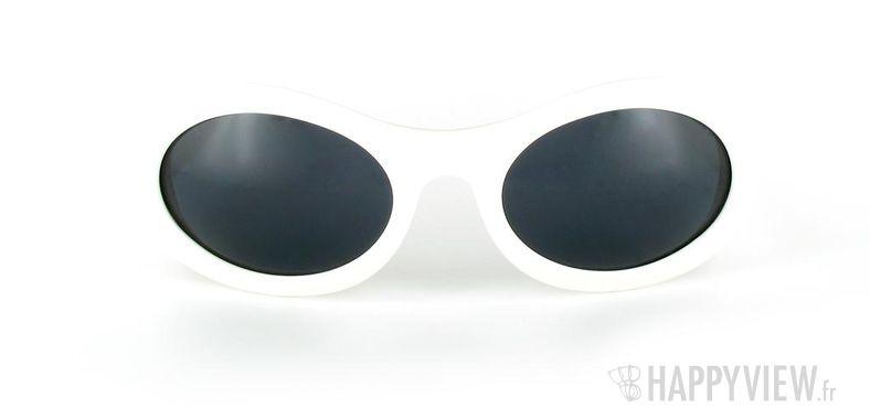 Lunettes de soleil Gucci Gucci 2400 gris - vue de face