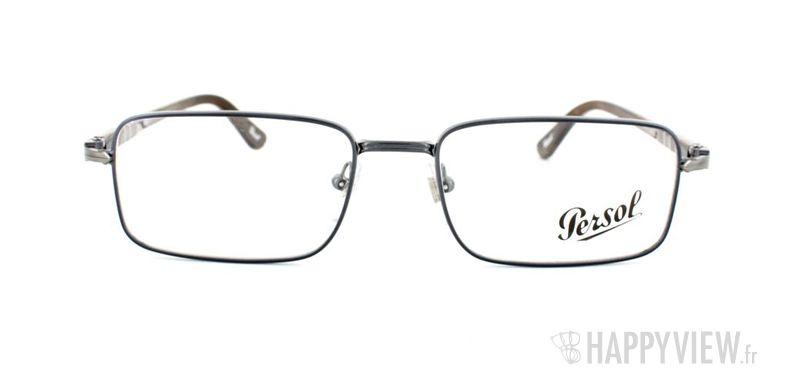 Lunettes de vue Persol Persol 2396V gris/noir - vue de face