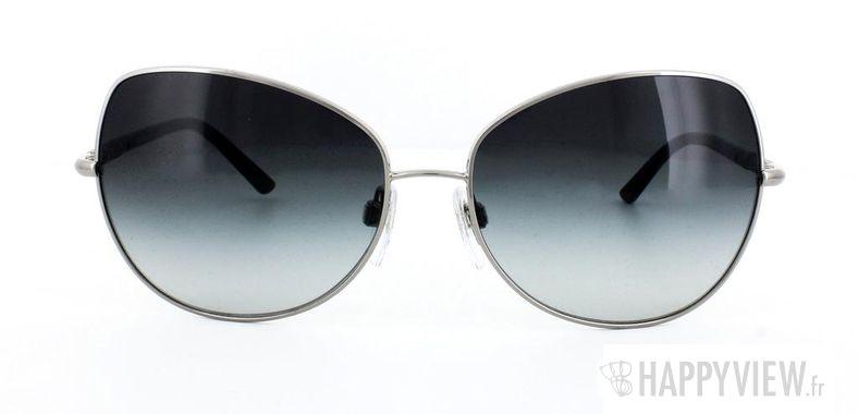Lunettes de soleil Burberry Burberry 3054 bleu - vue de face