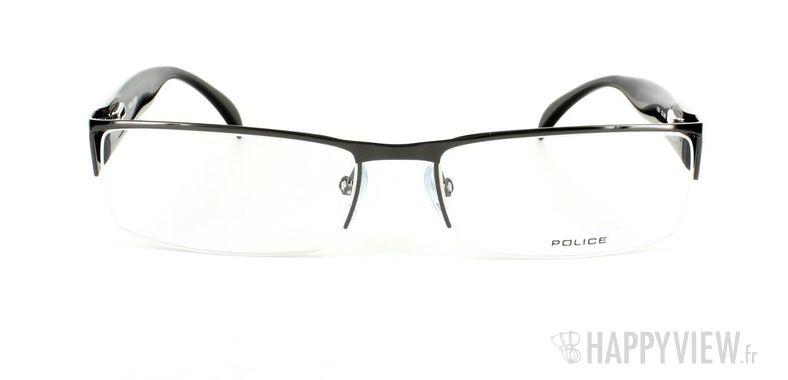 Lunettes de vue Police Police V8326 argenté/noir - vue de face