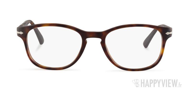 Lunettes de vue Persol PO 3085V écaille - vue de face
