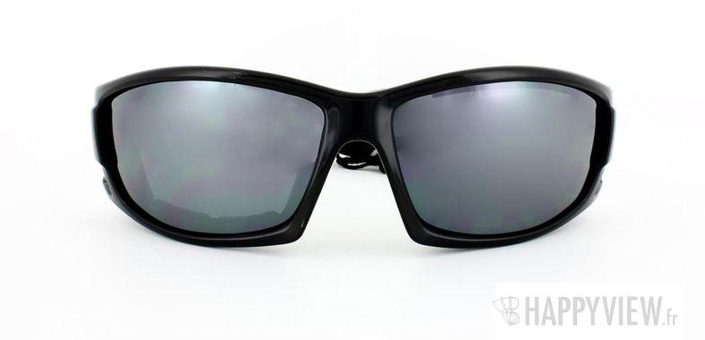 Lunettes de soleil Uvex Uvex SGL 300 noir - vue de face