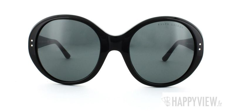 Lunettes de soleil Ralph Lauren Ralph Lauren 8084 noir - vue de face
